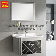 Chinese manufacturers american style bathroom bath vanity with high quality wash basin sink high quality