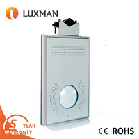 high quality 880lm 110lm/w IP65 IK08 8W solar panels with good prices