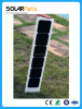 18W Light Weight Waterproof Semi Flex Monocrystalline Solar Modules