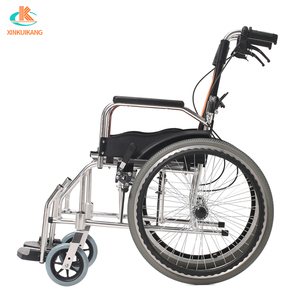 Lightweight portable folding manual wheelchair price of wheelchair Philippines