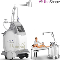Ultrashape/HIFU Slimming Technology for fat reduction /Body Lift 3D Laser Scanning Slimming Mahcine