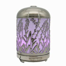 wholesale aromatherapy oil diffuser electric diffuser Modern Metal Design OEM