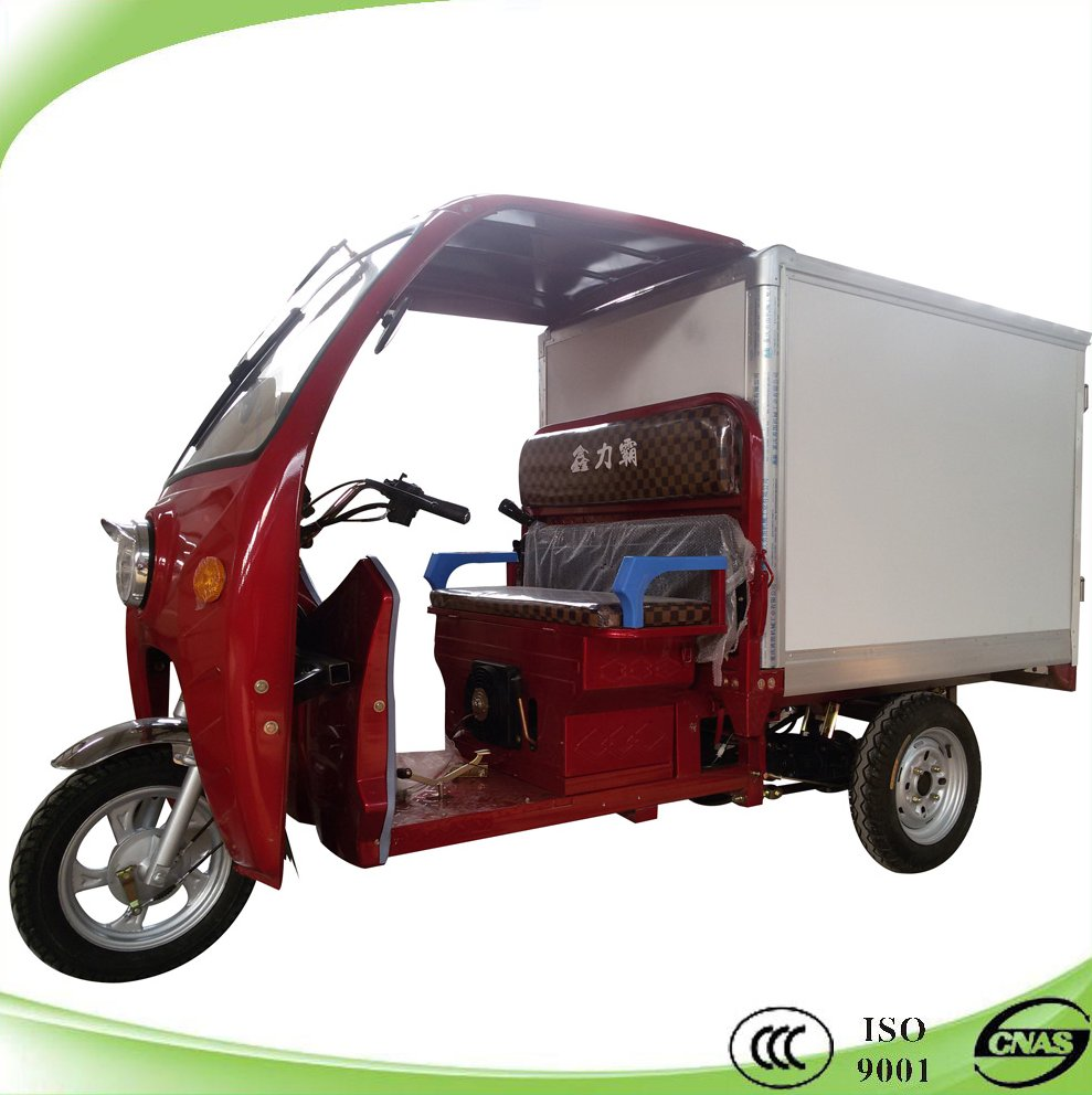 new design cargo tricycle electric