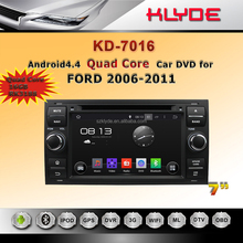 Android 5.1 dvd player indash for ford fiest car radio tv dvd 2005 2006 2007 OBD2