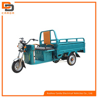 Tuk Tuk for sale electric tricycle cargo / battery operated electric tricycle