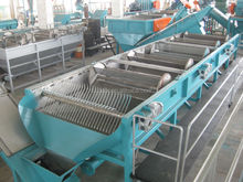 pe pp film washing line plastic bags recycling machine