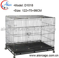 professional manufacturer pet crate durable doors dog crate