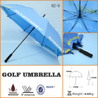 9 years factory promotional golf classic umbrella parts