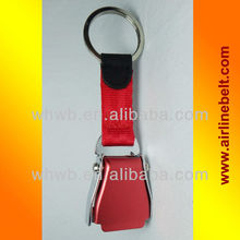 Slippy aluminium fashion polymer clay keychain
