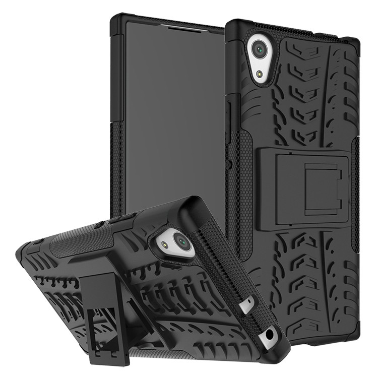 Bumper Shock Resistant Protective phone case for Sony Xperia XA1 Case
