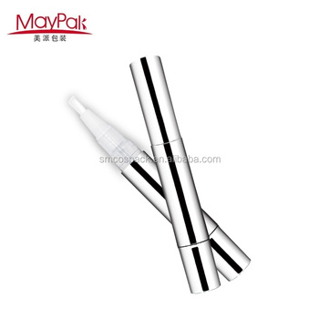 Twist Empty Cosmetic Pen With Brush 2ml Rotating Pen