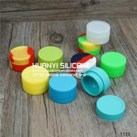 online shopping google vietnam 5ml silicone container for wax/oil jars plastic food storage container