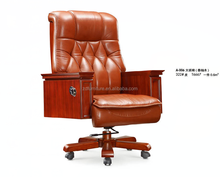 Genuine Leather Office Executive Chair High End Office Furniture (A-006)