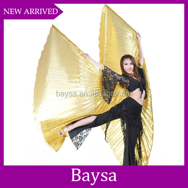 Stage Performance Props Belly dance costumes isis wings BE412