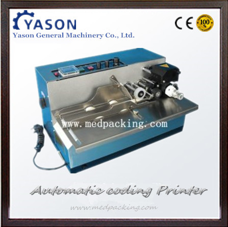 (Stainless steel) MY-380F Automatic ink coder ink marking machine automatic coding
