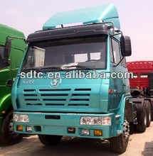 shaanxi STEYR O'long tractor truck SX4254BR324