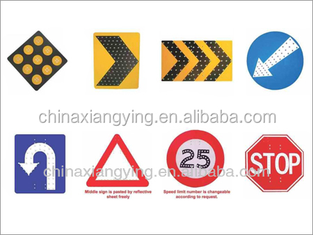 Best Sales High Quality traffic control sign