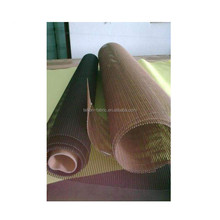Different Open Mesh Size PTFE Coated Fiberglass Conveyor Belt