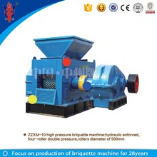 ZZXM- series artificial coal making machine briquette machine