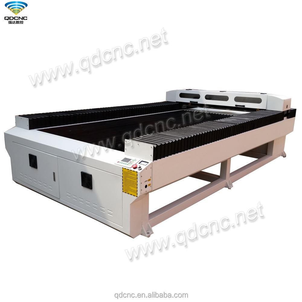 laser cutting machine Made in China 1325 co2 laser price for wood QD-1325