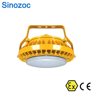 High quality Sinozoc ATEX IP66 outdoor 120w led explosion proof flood light