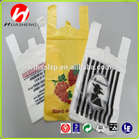 Printed 12Kilos Big Size Grocery Bags with Different Color
