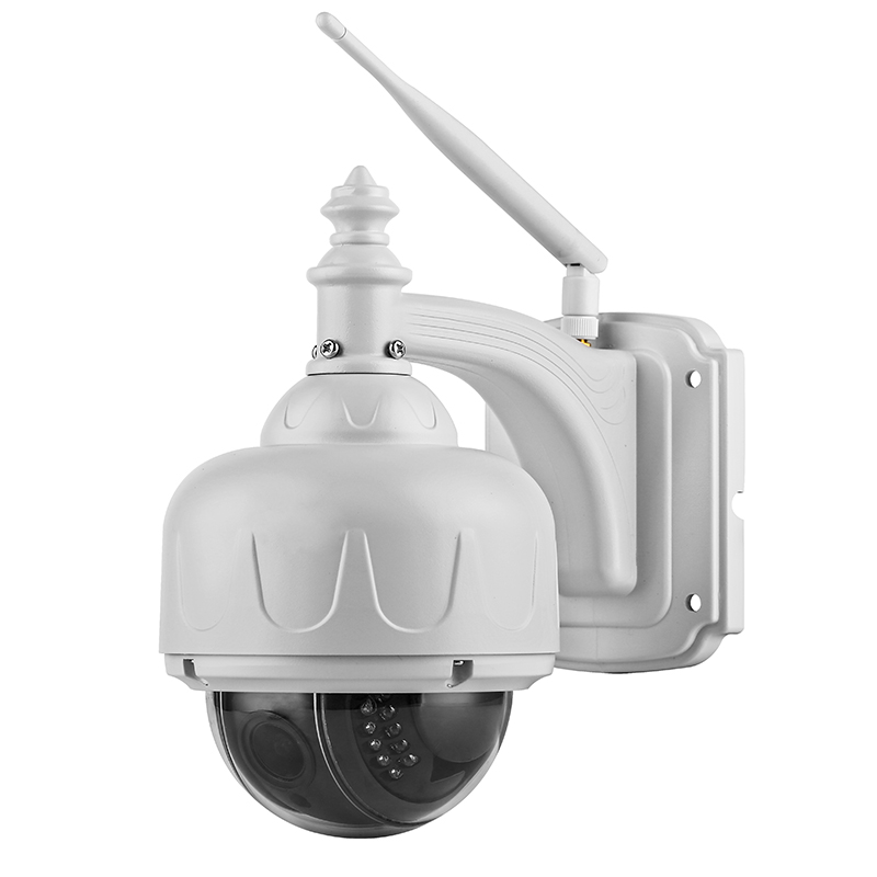 Auto Focus High Speed Camera PTZ IR Outdoor Dome Camera D/N W/Mount