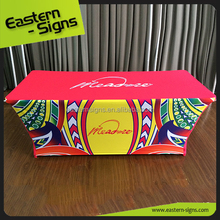 Eastern Signs Dye Sublimation Print Table Modern Design Printed Rectangular Table Cloth