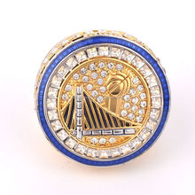 2017 Golden State Warriors world series championship basketball ring Imitation jewelry