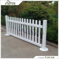 UV Resistent 1m x 2m Used Temporary Fence