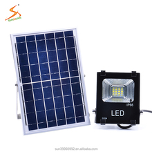 Convenient installation super bright outdoor cob 10w solar led flood light spot light south africa