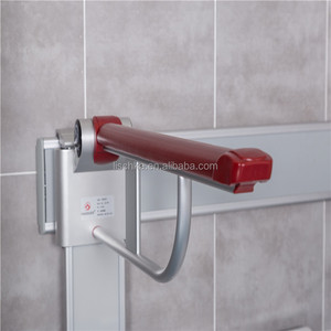 Elderly use safety bathroom wall mounted handrails for outdoor steps shower chair