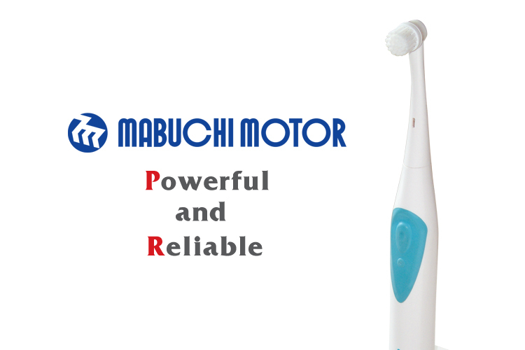 MB-056 AA Battery Motor Travel Electric Toothbrush