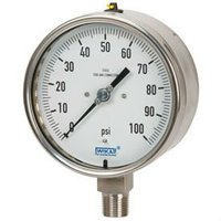 Bourdon Tube Pressure Gauge Type 232.30