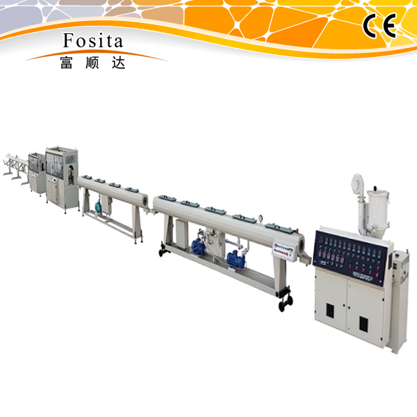Professional Manufacturer ppr plastic pipe production line with short delivery