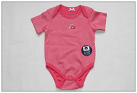 new born baby clothing infant snap open baby garment