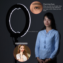 240pcs 18inch LED ring Light Color Temperature 5500K Studio Outdoor Video Camera Photography Light Kit