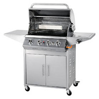 Distributor/Wholesaler Of Gas Grill Natural Gas,LPG Gas Type and Barbecue Grill