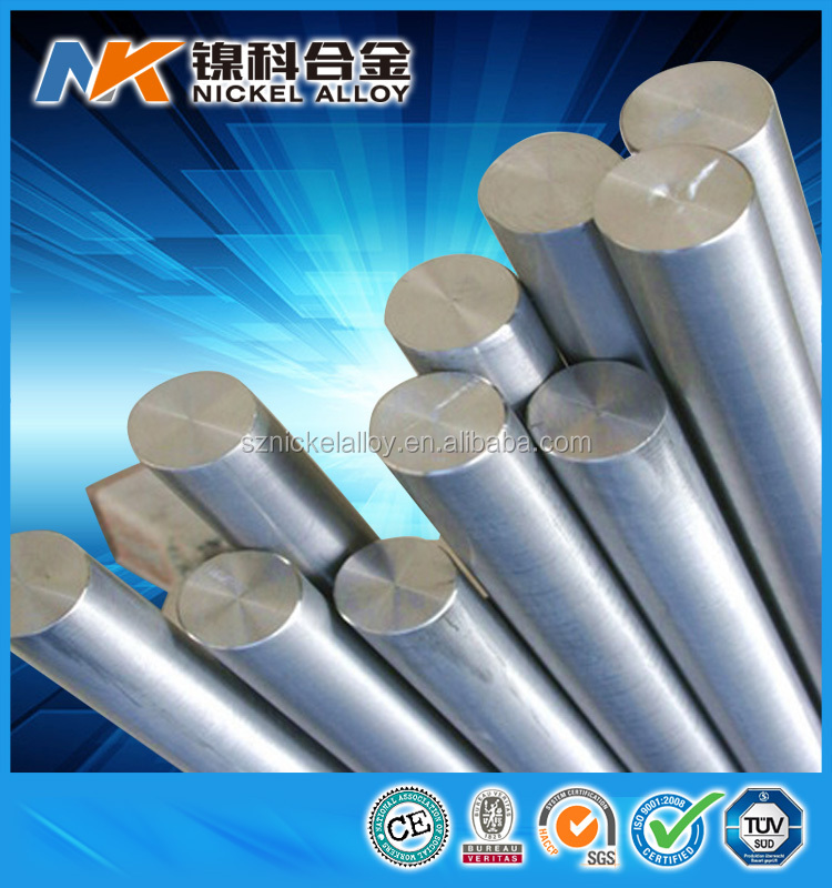 precision alloy nickel iron steel invar 36 rod/bar