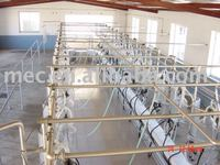 Pipeline Cow Milking Parlor/Milking Equipments