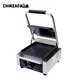 Stainless Steel Electric Contact Grill Machine In Stock (CHZ-810B)