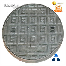 Weight waterproof tank truck manhole cover made in China