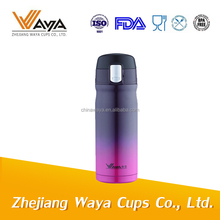 350ML Insulated stainless steel vacuum thermos water bottles