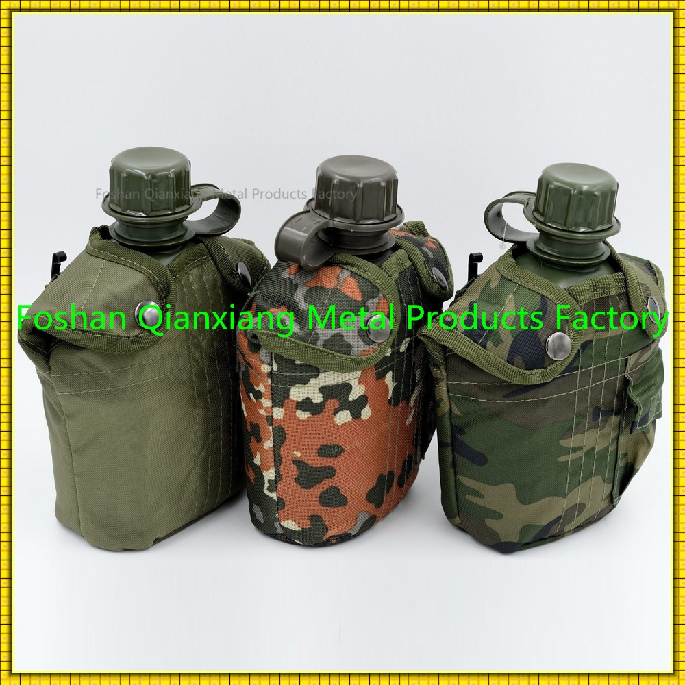 Eco-Friendly 1 liter safe PE swell water bottle plastic