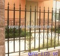 Have ISO certificate design wrought iron fence