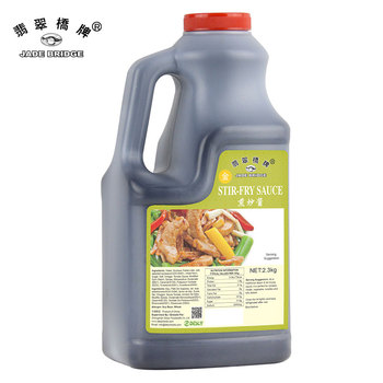 2.3kg Chinese High Quality Stir Fry Cooking Sauce