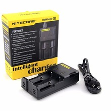 Laptop New nitecore intellicharger I2 18650 battery portable rechargeable nitecore intelicharger I2 li-ion battery charger