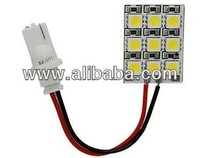 auto led dome light 9SMD5050