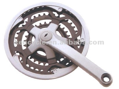bicycle parts gear and crank/mountain bike gear and crank/fixed gear chainwheel parts