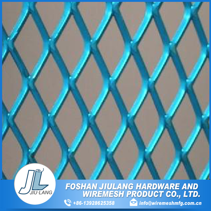 High quality new design good ventilated plastic coated stainless steel fine mesh screen